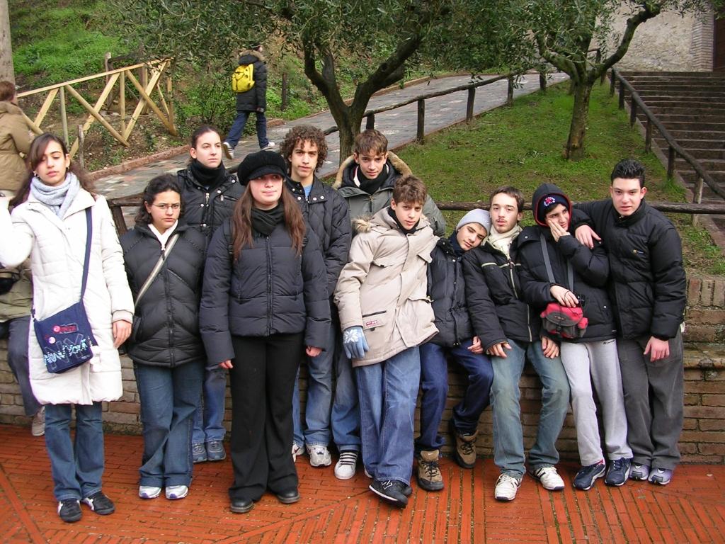 Campo invernale 2004 19