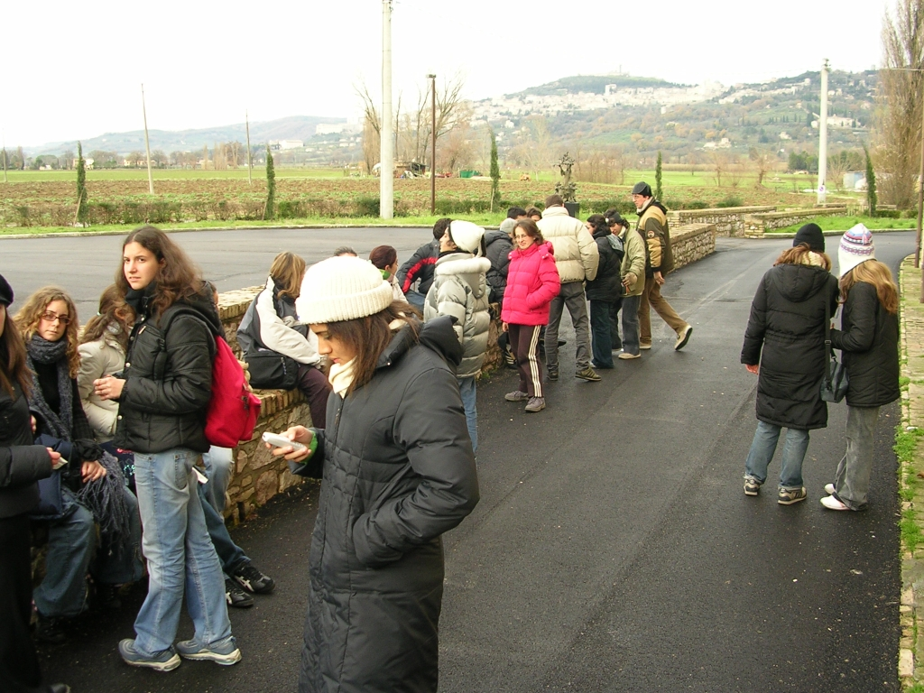 Campo invernale 2004 30