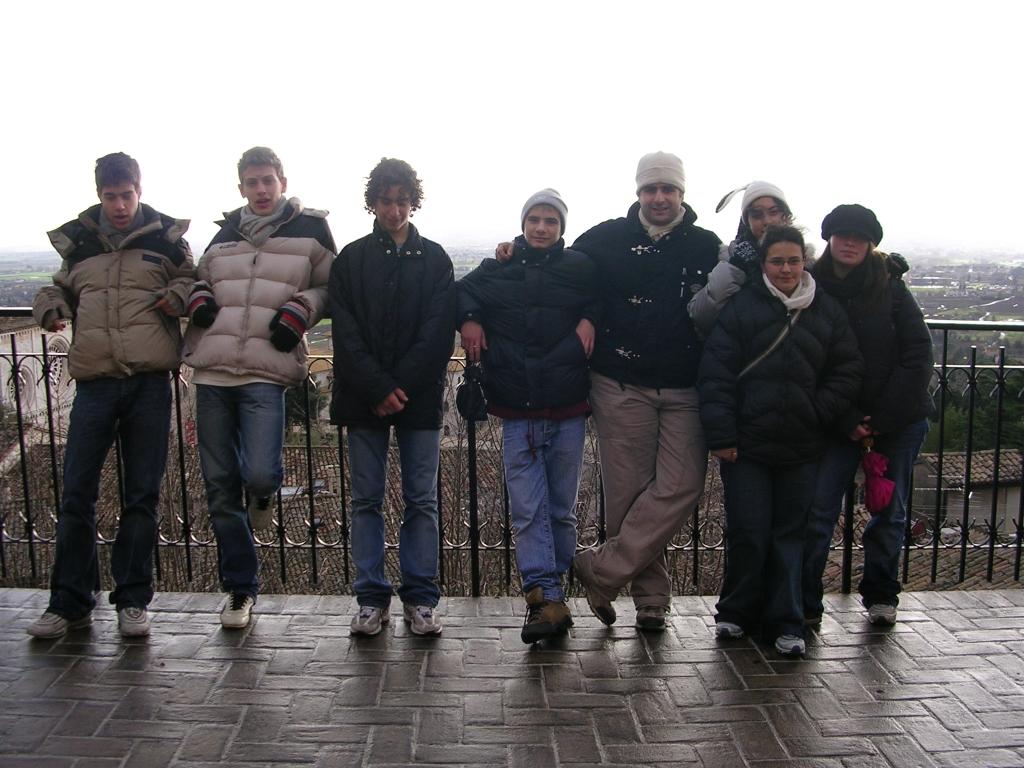Campo invernale 2004 8
