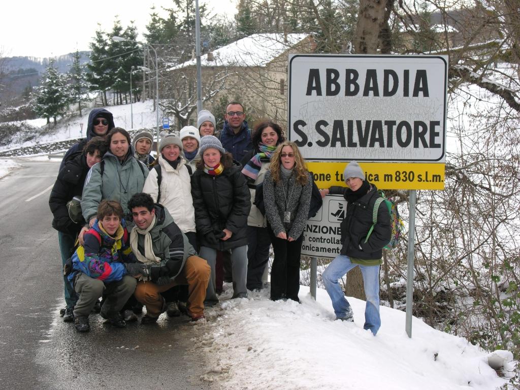 Campo invernale 2005 2
