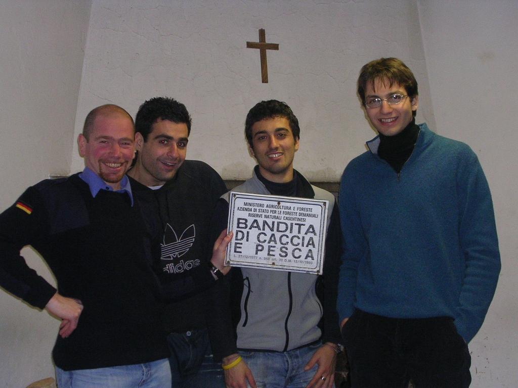 Campo invernale 2006 0