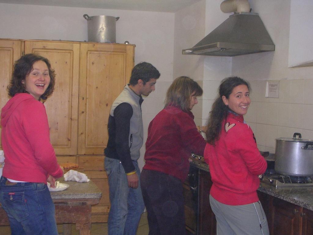 Campo invernale 2006 1