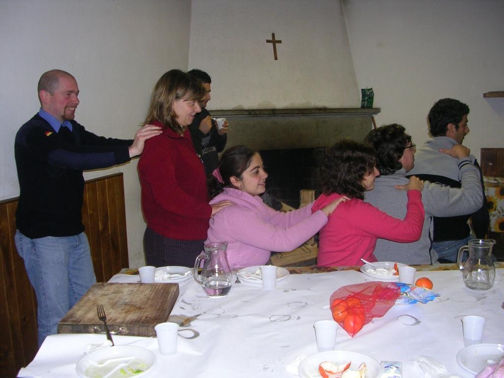 Campo invernale 2006 5