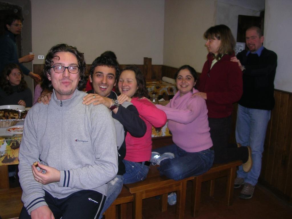 Campo invernale 2006 6