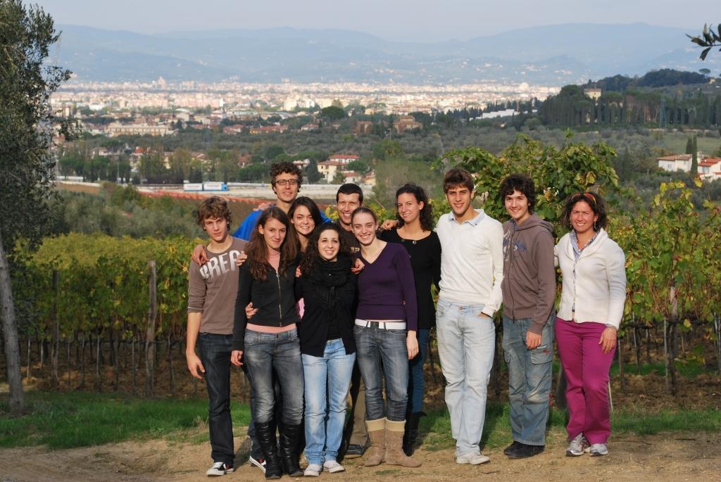 Convivenza giovani 2009 0