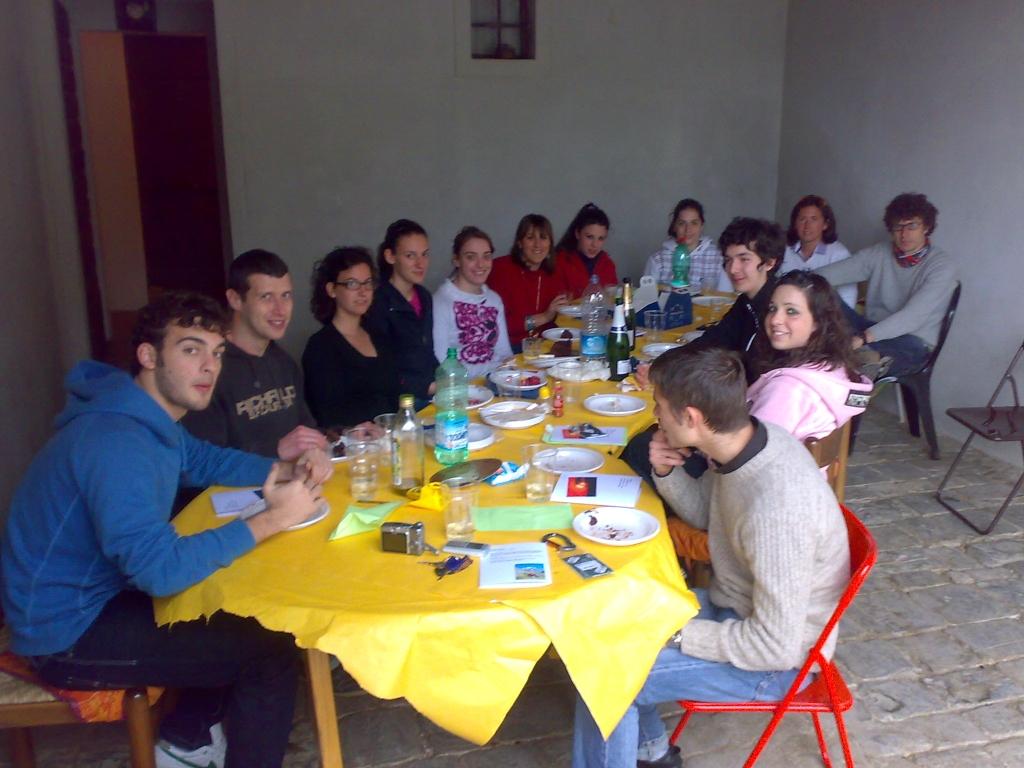 Convivenza giovani 2009 1