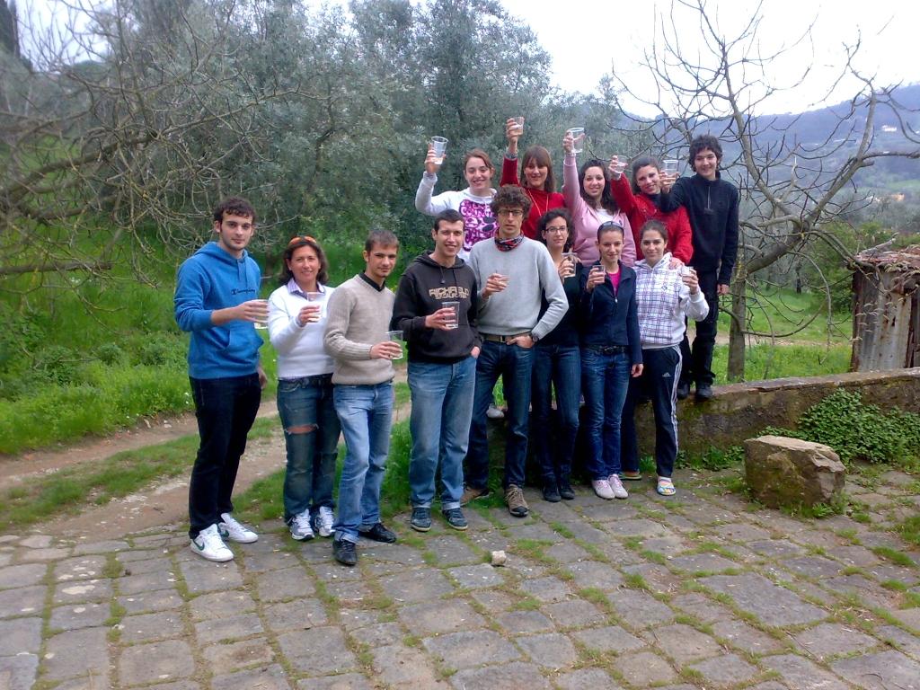 Convivenza giovani 2009 2