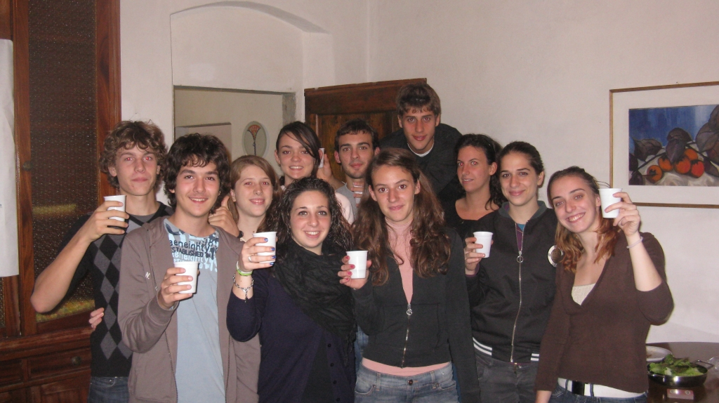Convivenza giovani 2009 4