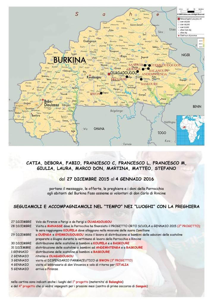 Poster Burkina